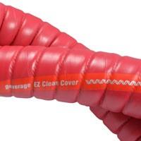 """1-1/2""""  Extremeflex Beverage Red w/ EZ Clean Bulk Hose"""